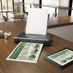 portable laser printer