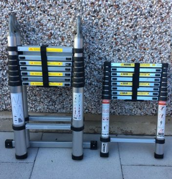 Portable-Telescopic-Ladders