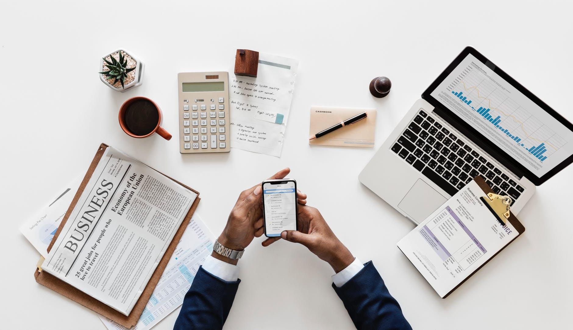 large business loan calculator