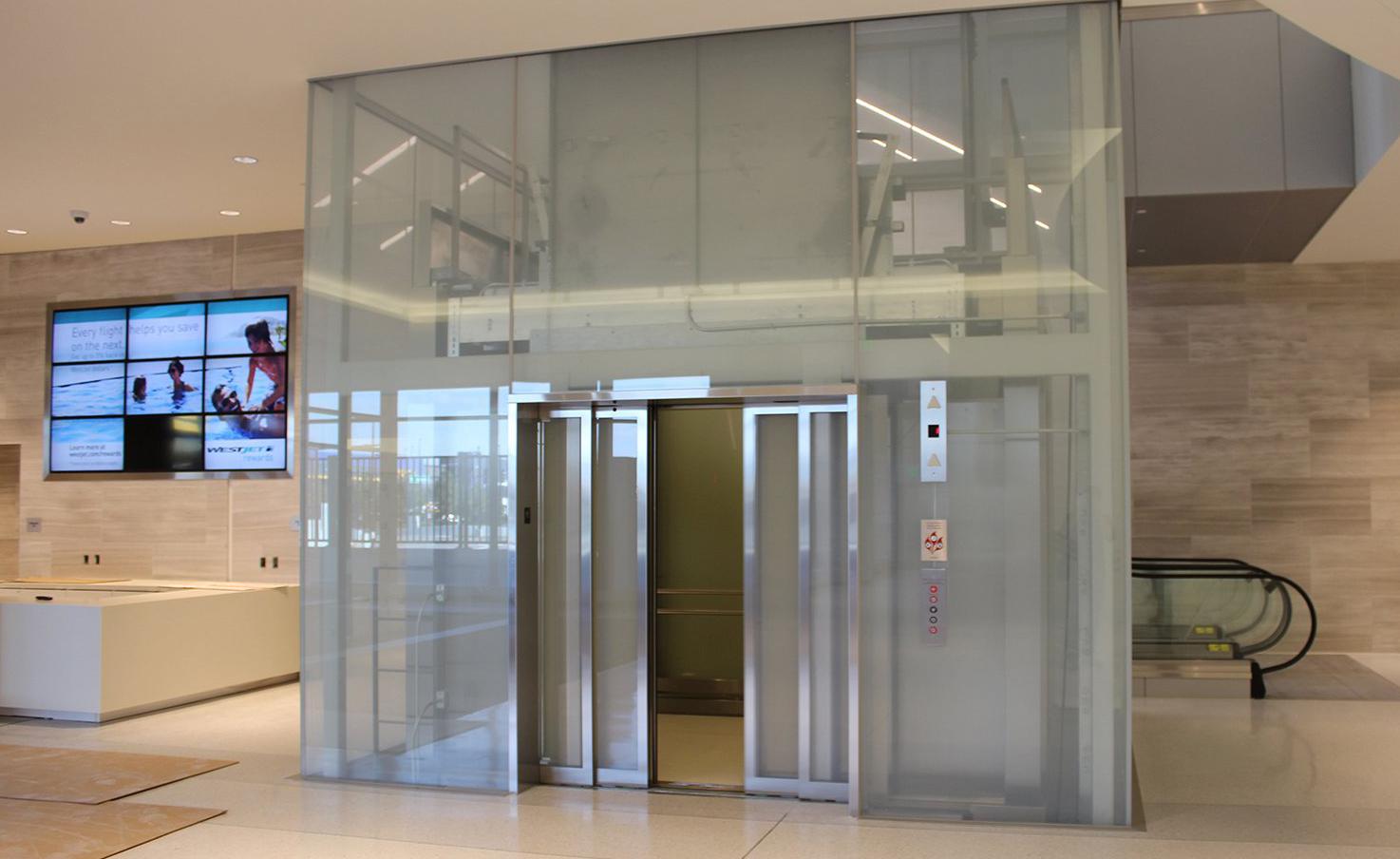 types of elevator