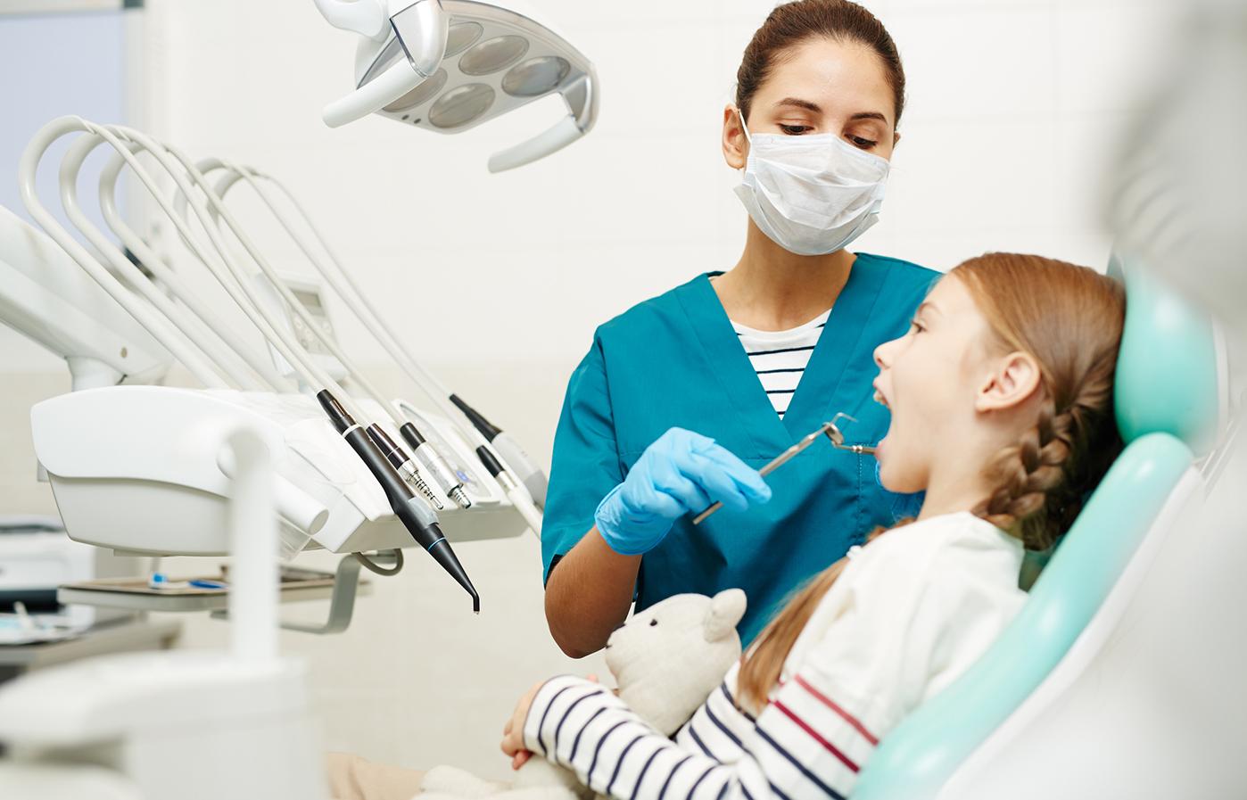 family expert dentist